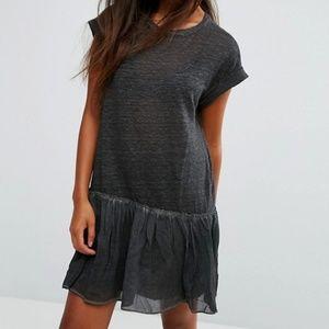 Allsaints JODY JERSEY DRESS size XS - retail $198
